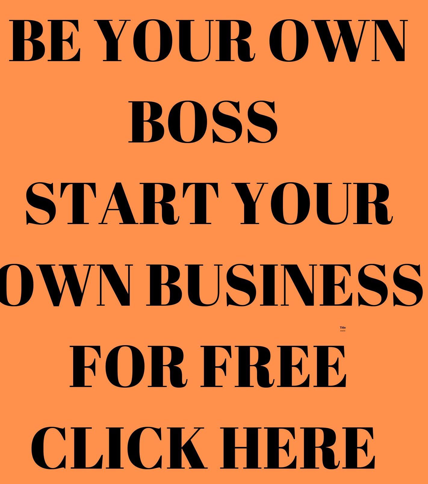 stare your own online business at WA