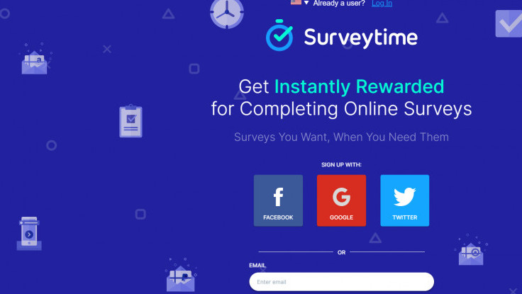 Survey time review