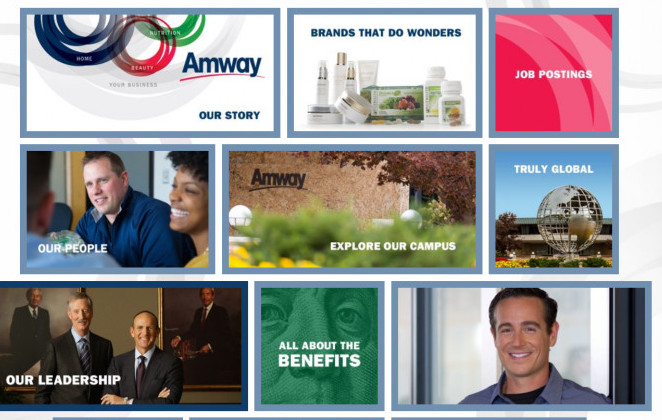 Amway Independent Business Owner Review--Amway is a globally operating company