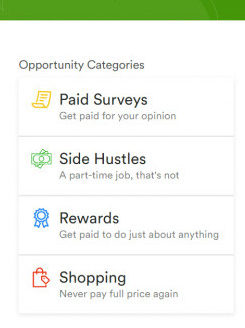 Cash Crate Review--Opportunity Categories for making money