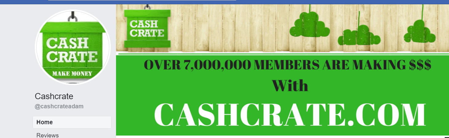 Cash Crate Review--Make money online with verified programs