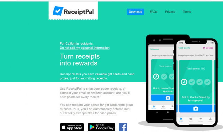 ReceiptPal Review ----    Is this site Legit?