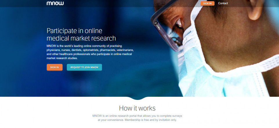 Mnow Survey Review, ----A Site For Medical Practitioners