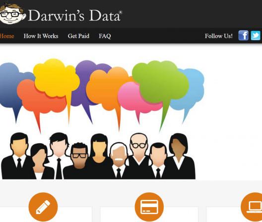 Darwin's  Data Panel Review Legit Or Scam?