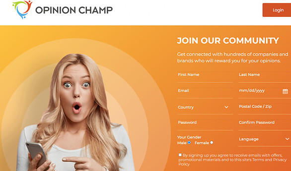 The Opinion Champ Survey Panel Review Is This Site A Waste Of Time?