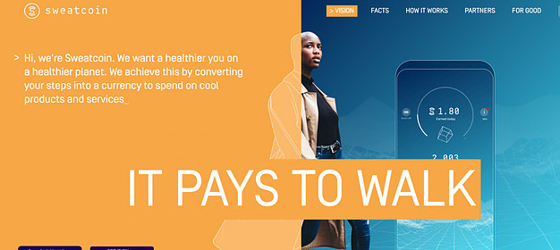 Sweat Coin Review A App That Rewards You To Keep Fit