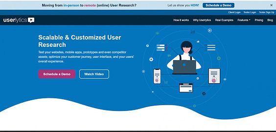 Userlytics Review Get Paid For Testing Websites